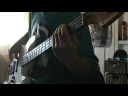 biffy clyro many of horror bass cover