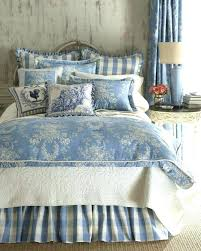 blue toile bedding french country bedding extraordinary blue and white in black throughout duvet covers plan