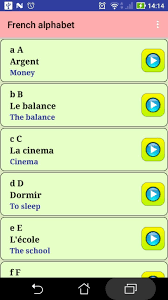 Start studying french alphabet (phonetic). French Alphabet Pronunciation For Android Apk Download