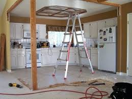 how much does it cost to remove a wall kitchen wall removal 2 average cost to