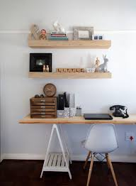 office floating shelves. Office Floating Shelves L