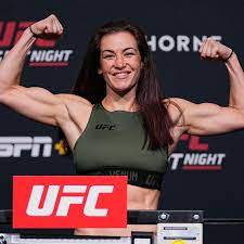 UFC Vegas 31 weigh-in results: Miesha ...