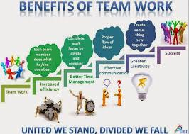 working as a team pcti group benefits of team work