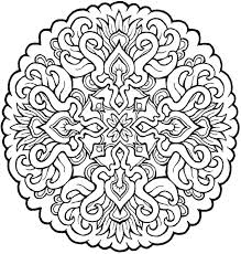 Small Picture Mystical Mandala Coloring Book Coloring Coloring Pages