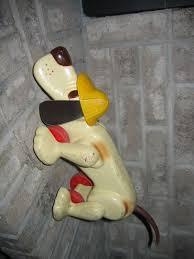 Vintage walking dog toys