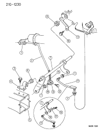 1996 dodge dakota controls gearshift lower diagram 00000eoy