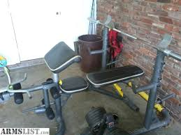 Bench Press Machine For Sale  Home Decorating Interior Design Used Weight Bench Sale