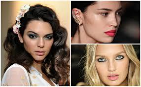 spring summer makeup trends lookbook moda fion videolarıcümle sanat tiyatro sinema cümle sanat tiyatro sinema