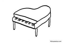 Instruments De Musique 14 Objets Coloriages Imprimer