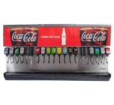 Stand Alone Ice Machine Vending Amazing Remanufactured Soda Fountain Dispenser Systems