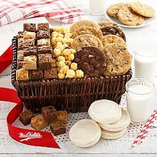 surprise and delight basket