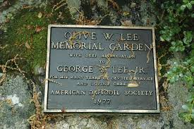 olive and george lee memorial garden 3