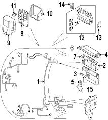 2005 infiniti fx35 fuse box