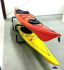 diy kayak rack outdoor kayak storage wall mount kayak e storing kayaks covers ceiling outdoor rack