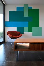 Small Picture Color Blocking Wall Decals by Mina Javid for Blik Geometric wall