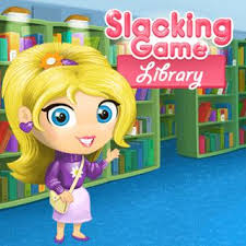 slacking library a free girl game on girlsgogames com