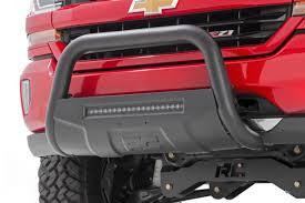 exterior led lighting car. gm 07-18 1500 pu/suv bull bar w/led light (black) exterior led lighting car