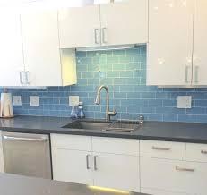 Glass Kitchen Backsplash Tiles Kitchen Contemporary Discount Glass