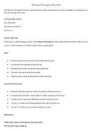 Respiratory Therapist Resume Examples 63 Images Respiratory