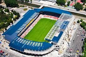 El Molinón Real Sporting Gijón Años 70  Estadios Del Mundo Estadio El Molinon Gijon