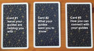 connect with your spirit guide tarot spread