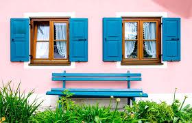 Fensterläden Klappläden Aus Holz Kunststoff Oder Alu