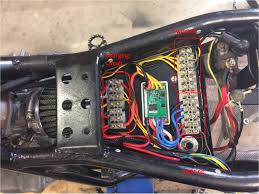 motorcycle electrics 101 re wiring your cafe racer purpose i also always draw my wiring diagram but i m good electrics so use mine to save you some time