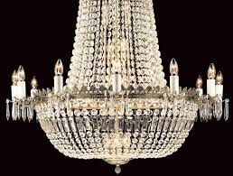 hamburg very large 30 light empire crystal chandelier gold plated regarding ideas 18