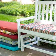 Bench Outdoor Benches And Gliders Trend Wonderful Porch Bench