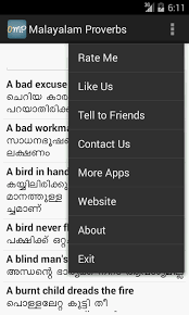 android malayalam proverbs orchid technologies malayalam proverbs app for android