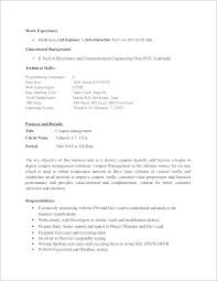 Manual Testing Sample Resumes Best of Manual Testing Resume Format For Experienced Test Scenario Template