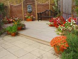 Small Picture Landscape Gardener Leeds West Yorkshire Cannon Gardens