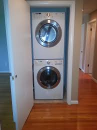 Closet Washer And Dryer Combo