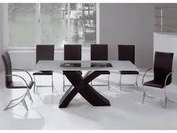 modern glass dining room sets dining table design glass dining table sets glass dining room table