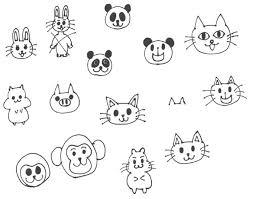 ほとんどのダウンロード シュール 動物 イラスト 100 トップ画像の壁紙