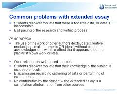 extended essay atch v ejoojxopi the unique benefits of the dp  international baccalaureate organization 2007 common problems extended essay  students discover too late that