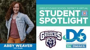 Student Spotlight - Abby Weaver - YouTube
