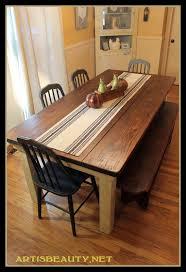 build a farmhouse table for under 100