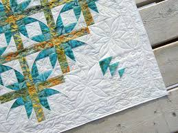 Star Pattern Quilt Cool Tamarack Shack Mexican Star