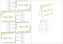 Entry 8 By Singhj1 For Place Card Template Needed For