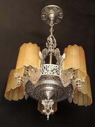 large art deco chandelier for most current deco lamp tiffany wall lights art deco style on tiffany wall lights art deco style with displaying gallery of large art deco chandelier view 8 of 15 photos