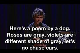 Image result for bo burnham quotes about poetry