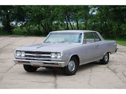 1963 to 1965 Chevrolet Malibu SS for Sale on ClassicCars.com - 9 ...