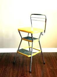 retro kitchen stool kitchen stool kitchen stool chair step stool chair kitchen step stool chair vintage