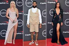 2019 ESPYs red carpet