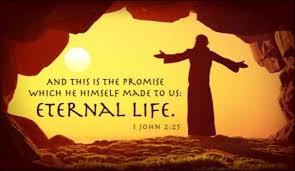 40 Top Bible Verses About Eternal Life Encouraging Scripture Interesting Promise Bible Verses