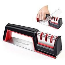Best Kitchen Knife Sharpener, Upgraded 3-Stage ... - Amazon.com