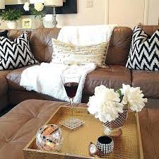 decorative throw pillows for couch brown leather sofa best of lovely accent regarding so