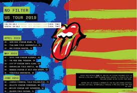 Rose Bowl Seating Chart Rolling Stones 2019 The Rolling Stones Complete Recording Sessions News