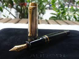 Aurora Lira 里拉18K 限量鋼筆(近新) | 古今鋼筆